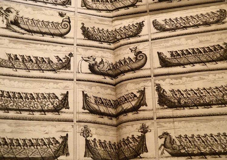 Giovanni Matteo Alberti: Giuochi festivi… (1686) (Sp Coll SM 1563)