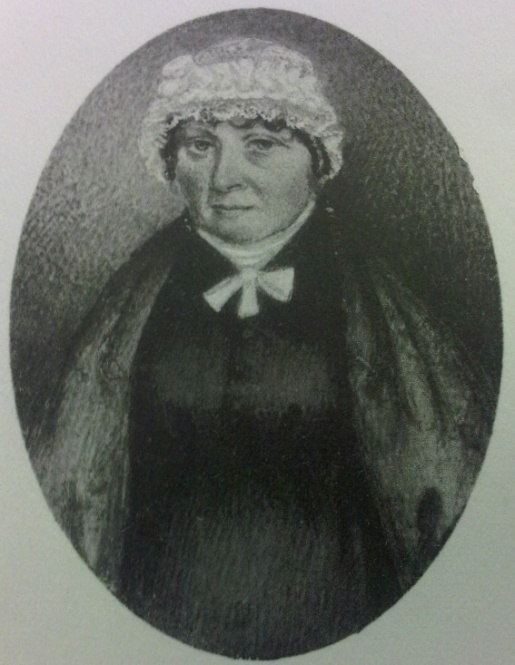 """Helen Laing nee Kirk (1767- 1837) from """"David Laing, L.L.D, a Memoir of his Life and Literary Work"""" (Sp Coll Mu11-d.20)"""