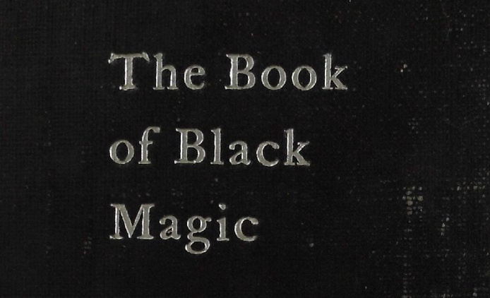 Book of Black Magic - cover