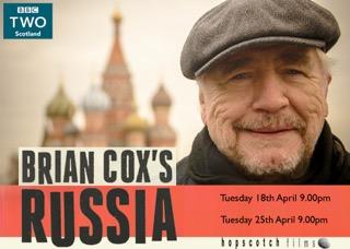Brian CoxRussia