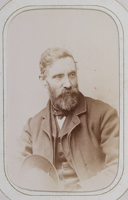 Archibald Robertson of the Glasgow Photographic Association (Dougan Add. 141 Item 4)