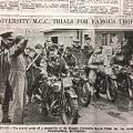 Members of the Glasgow University Motorcycle Club 1935, GUAS UGC 050/1/10