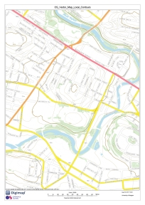 EDINA VML Map