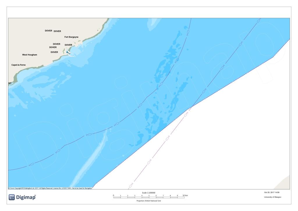 EDINA Marine Map