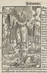 Vision of the Seven Candlesticks by Cranach (Sp Coll Euing Dp-c.8)