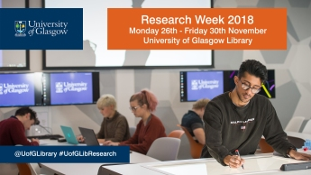 Students undertaking research