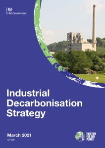 Front cover: Industrial Decarbonisation